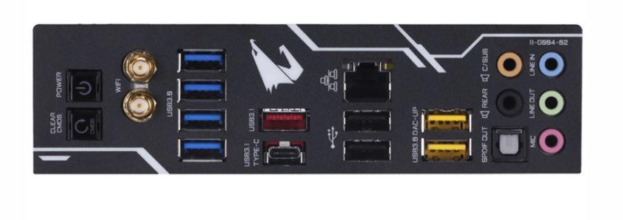 Gigabyte X470 AORUS GAMING 7 WIFI For AMD Ryzen image