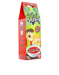 Zimpli Kids Slime Play - Oozy Red