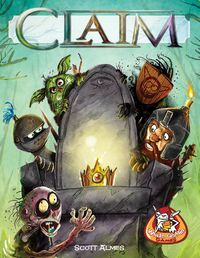 Claim - Card Game