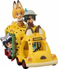 Kemono Friends: Japari Bus - PVC Figure