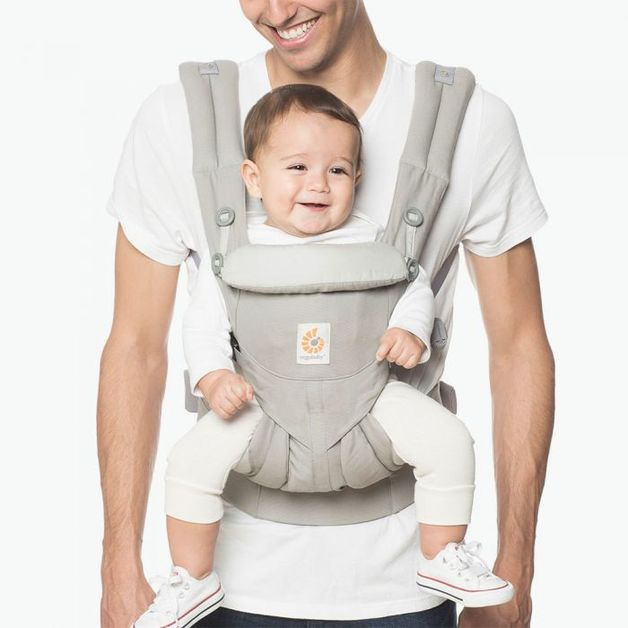 Ergobaby Omni 360 Carrier - Pearl Grey