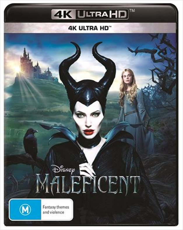 Maleficent (4K UHD) on UHD Blu-ray