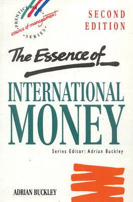 Essence International Money by Adrian Buckley image