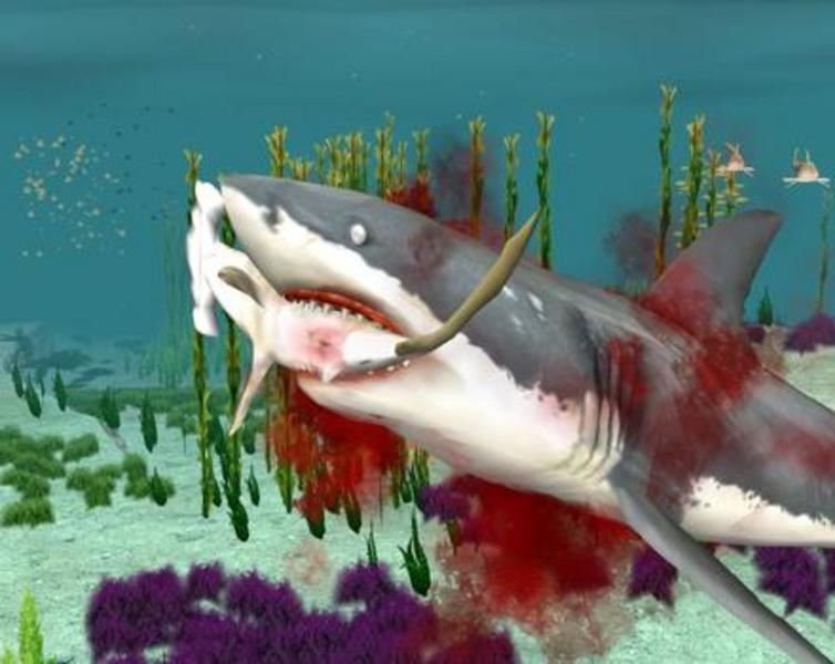 Jaws Unleashed for Xbox image