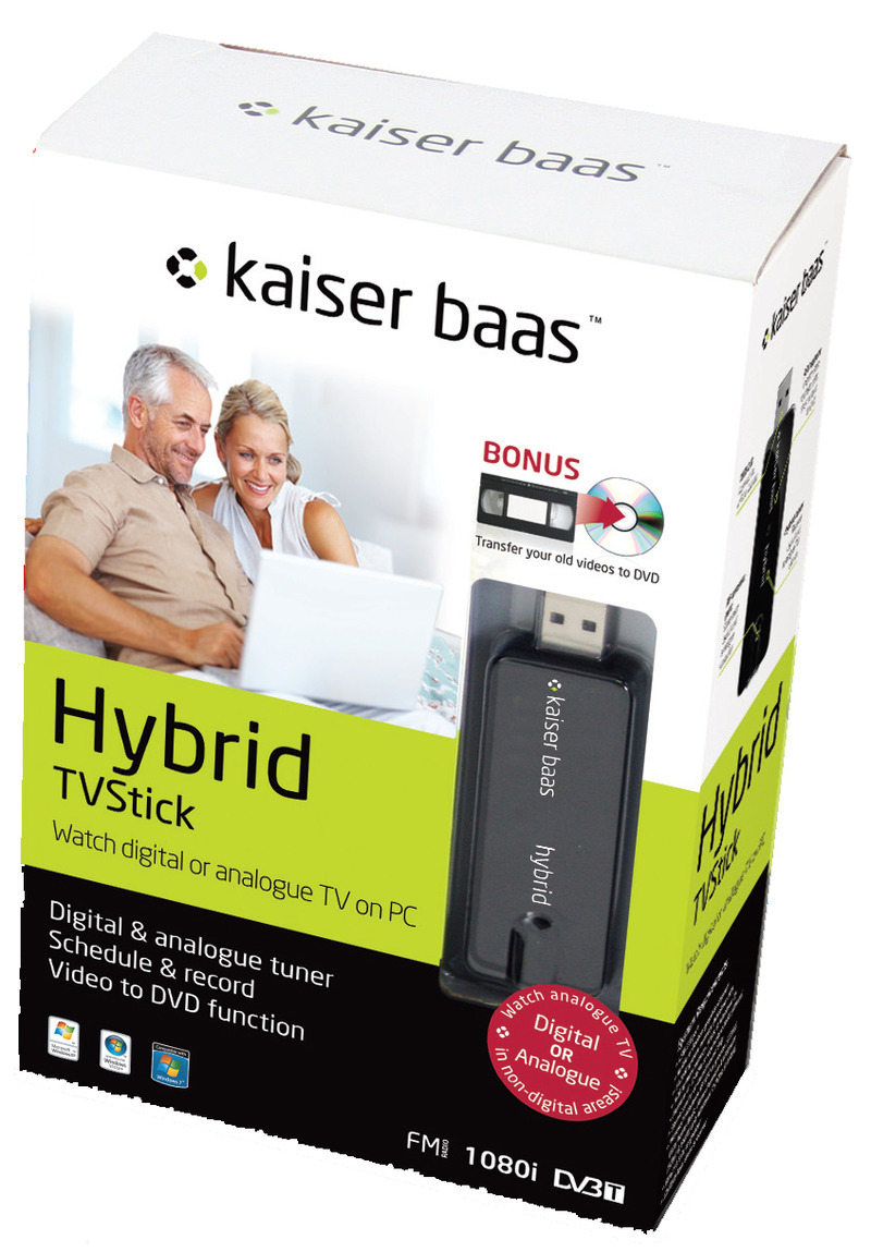 KAISER BAAS HYBRID TV STICK DRIVER WINDOWS