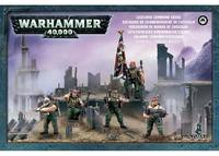 Warhammer 40,000 Imperial Guard Catachan Command Squad