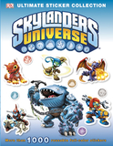 Skylanders Universe Ultimate Sticker Collection by DK Publishing