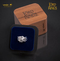 Lord of the Rings: Nenya Ring of Galadriel - Size N