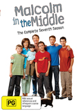 Malcolm in the Middle - Season 7 DVD