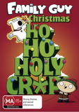Family Guy Christmas - Ho-Ho-Holy Crap DVD