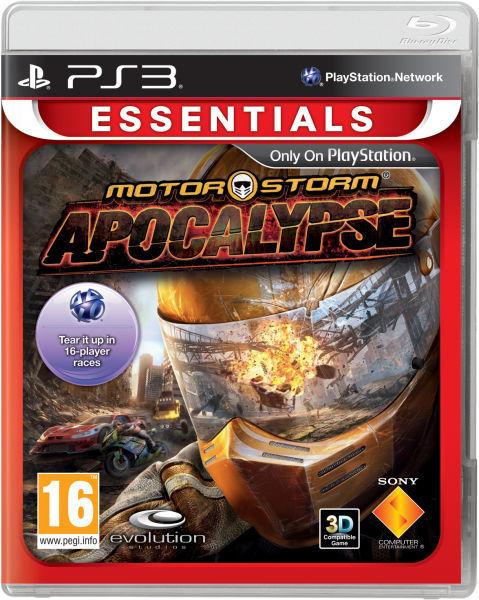 MotorStorm: Apocalypse (PS3 Essentials) for PS3