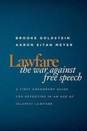 Lawfare by Brooke M Goldstein