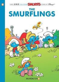 Smurfs #15: The Smurflings, The by Peyo