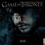 Game of Thrones 2018 Wall Calendar by HBO