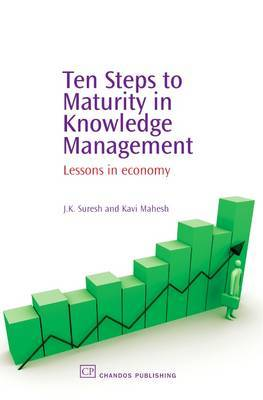Ten Steps to Maturity in Knowledge Management by J. K Suresh image