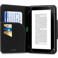 "PureGear Universal Folio Case 9-10"" Tablets - Black"