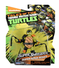 TMNT: Basic Action Figure - Super Ninja Mikey