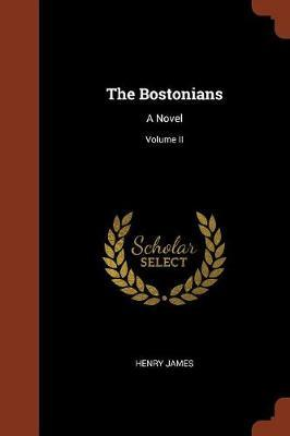 The Bostonians by Henry James image