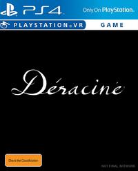 Déraciné VR for PS4