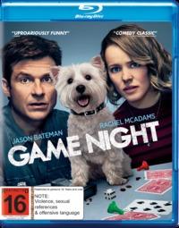 Game Night on Blu-ray