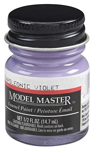 Testors: Enamel Paint - Napoleonic Violet (Flat) image
