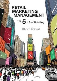 Retail Marketing Management by Dhruv Grewal