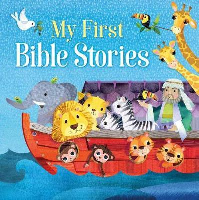 My First Bible Stories by Igloo Books