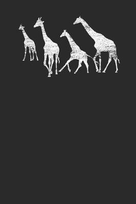 Group Of Giraffe by Giraffe Publishing