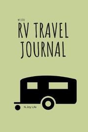 My Little RV Travel Journal by N Joy Life image