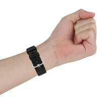 OEM Fitbit Charge3/Charge4 Band - Black (L)