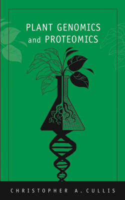 Plant Genomics and Proteomics by Christopher A. Cullis image
