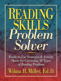 Reading Skills Problem Solver by Wilma H. Miller image
