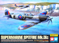 Tamiya Supermarine Spitfire Mk.IXC 1:32 Model Kit