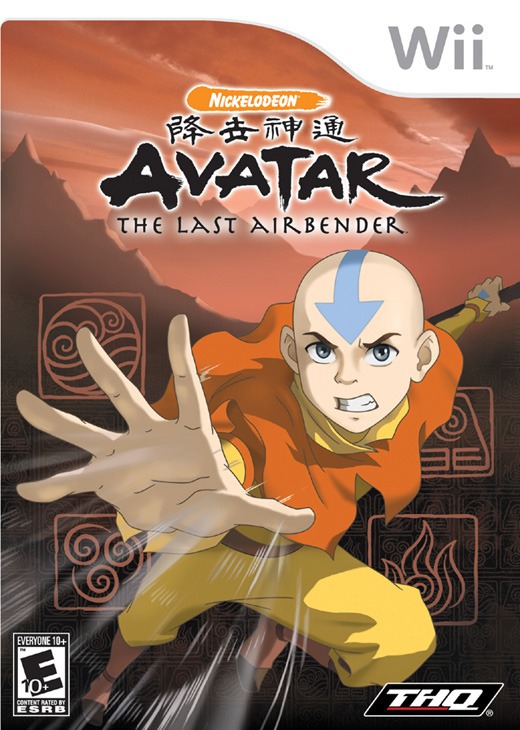 Avatar: The Legend of Aang for Nintendo Wii