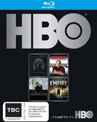 HBO Starter Box Set - Game of Thrones / Boardwalk Empire / The Newsroom / The Sopranos on Blu-ray image