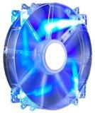 200mm Cooler Master MegaFlow Silent Fan- Blue LED