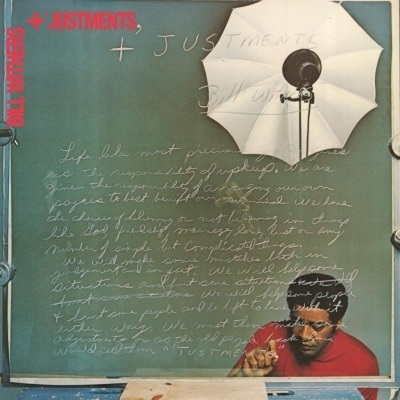 +'Justments (LP) by Bill Withers image