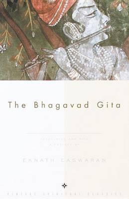 Bhagavad Gita by Eknath Easwaran image