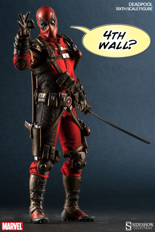 """Marvel Deadpool 12"""" Figure image"""