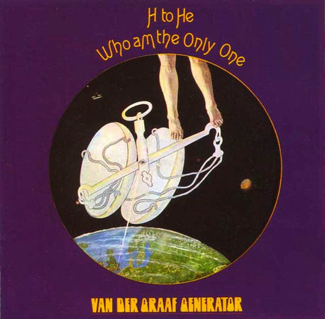 H To He Who Am The Only One by Van Der Graaf Generator image