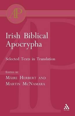 Irish Biblical Apocrypha by Maire Herbert image