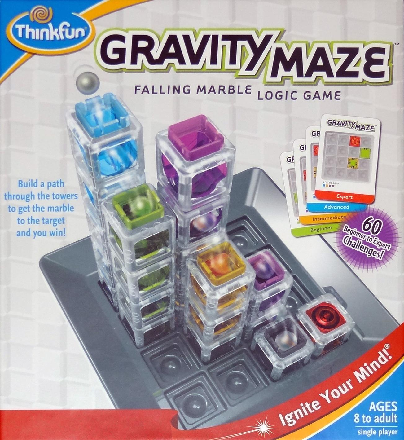 Thinkfun - Gravity Maze image
