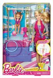 Barbie: Gymnastic Coach Dolls & Playset