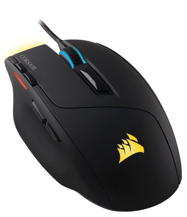 Corsair Sabre RGB Gaming Mouse - Optical for PC
