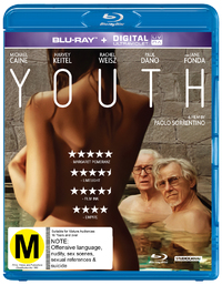Youth on Blu-ray