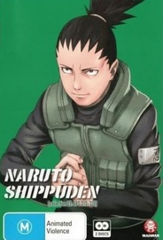 Naruto Shippuden - Collection 25 (Eps 310-322) on DVD