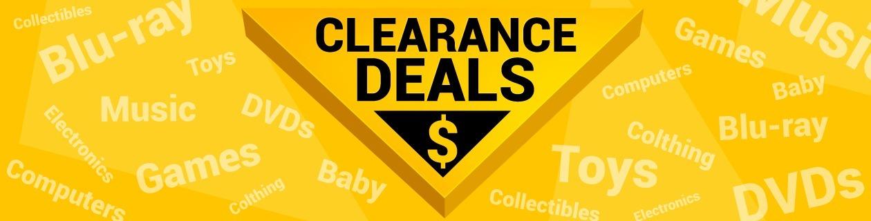 Hot Clearance Deals!