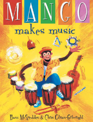 Mango Makes Music by B. McSpedden image