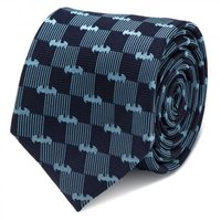 DC Comics: Batman Navy - Italian Silk Tie