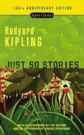 Just So Stories by Rudyard Kipling image